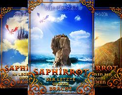 Saphirrot (Reihe in 3 Bänden) von  Sven Rübhagen