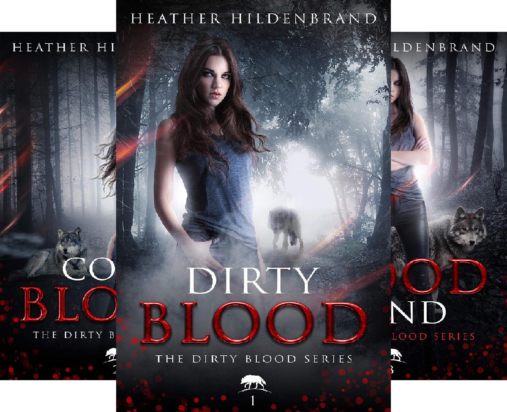Dirty Blood series (11 Book Series)