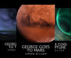 George Hughes (3 Book Series) by  Simon Dillon