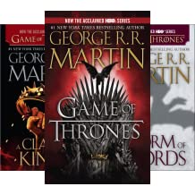 A Song of Ice and Fire (5 Book Series)