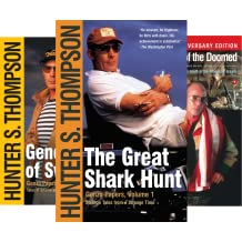 The Gonzo Papers Series (3 Book Series)