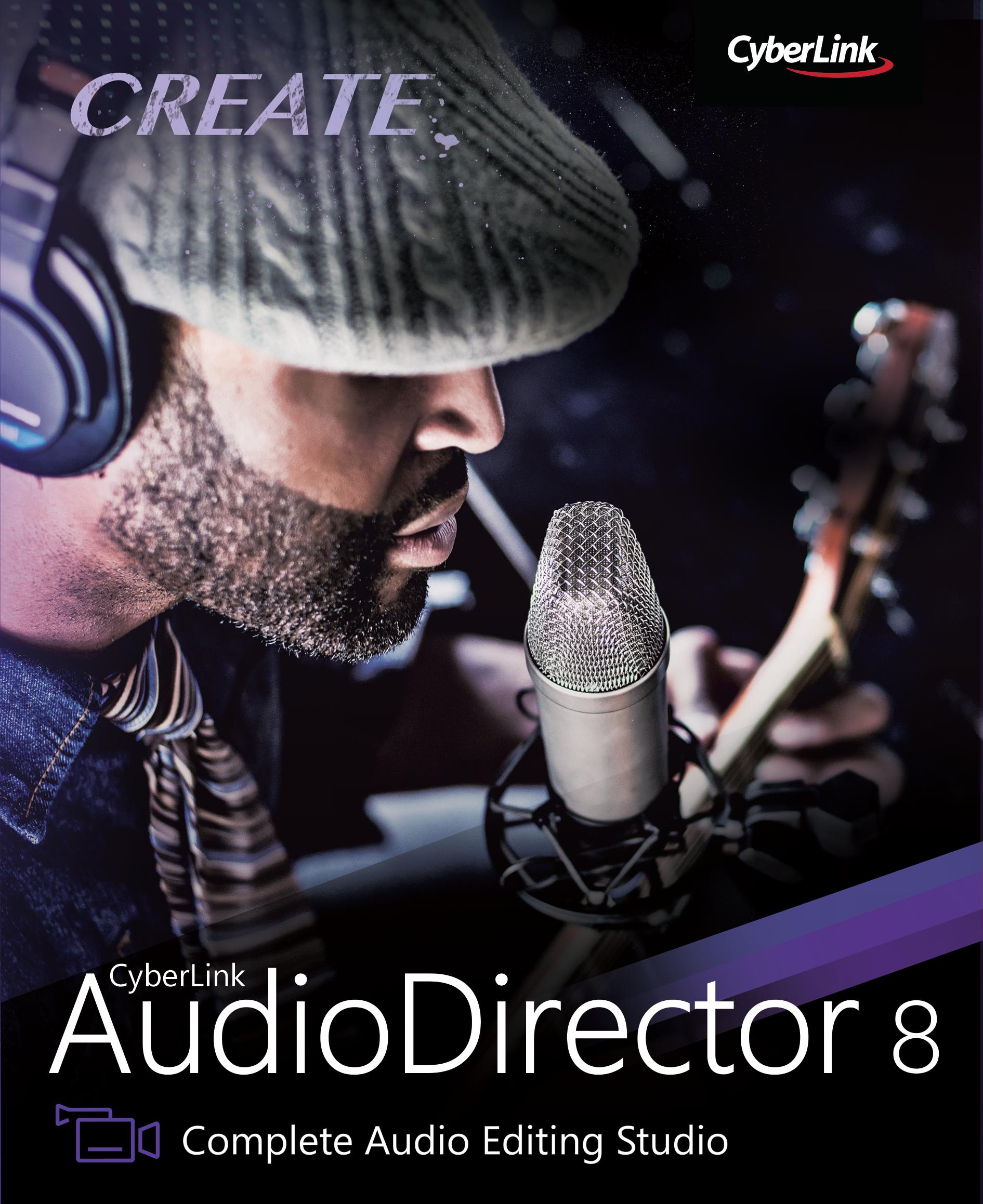 CyberLink AudioDirector 8 [Download]