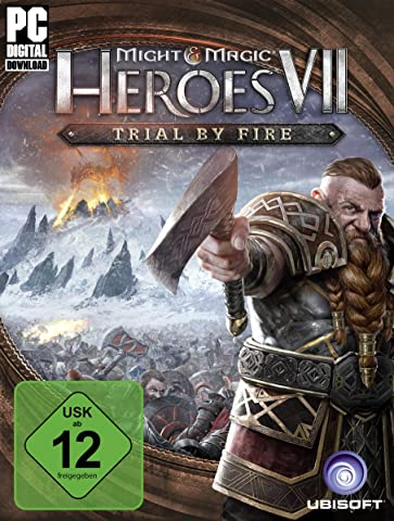 Might & Magic Heroes VII - Trial by Fire (Standalone Extension) [PC Code - Uplay]