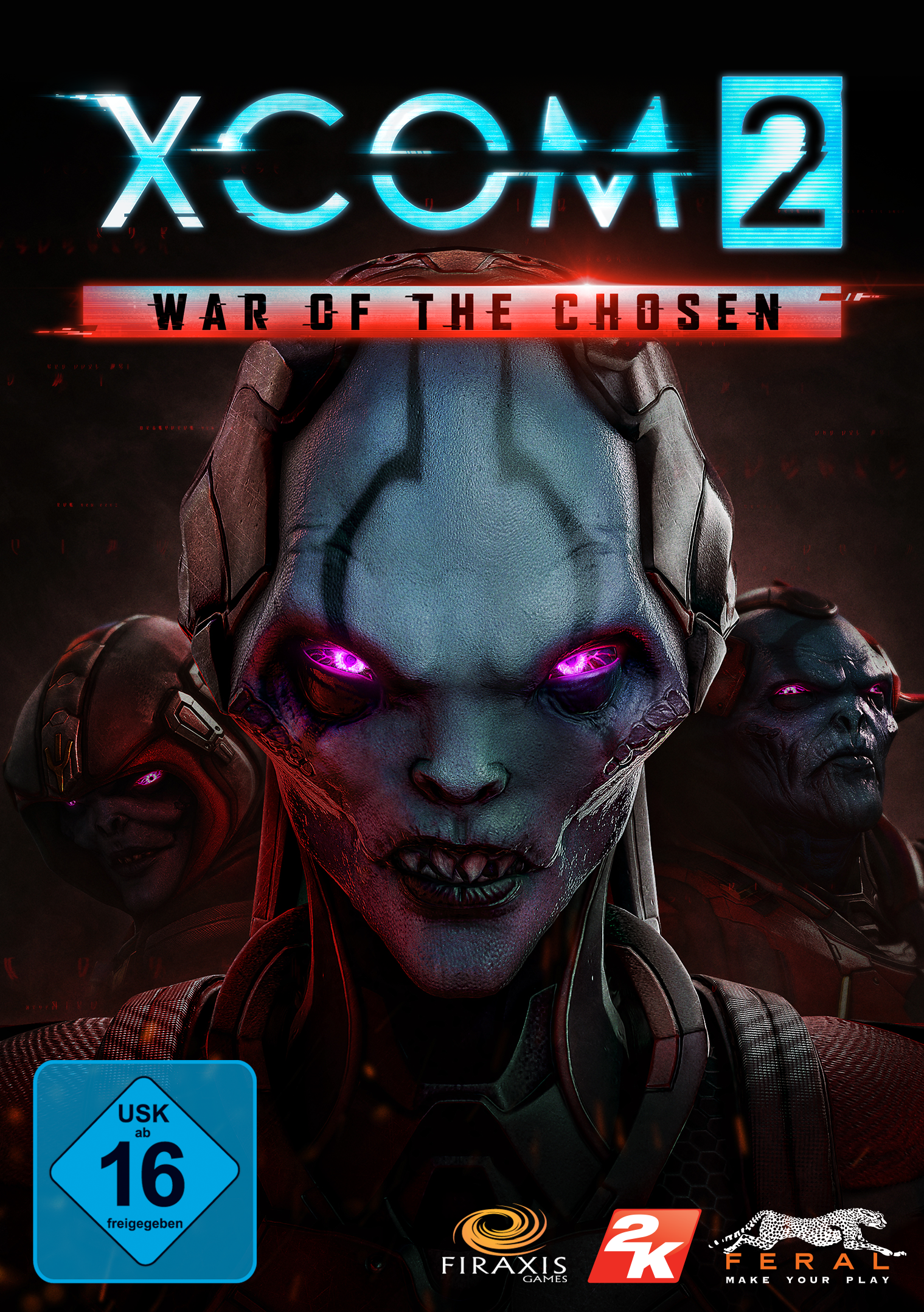 XCOM 2: War of the Chosen (for Mac) [Mac Code – Steam]