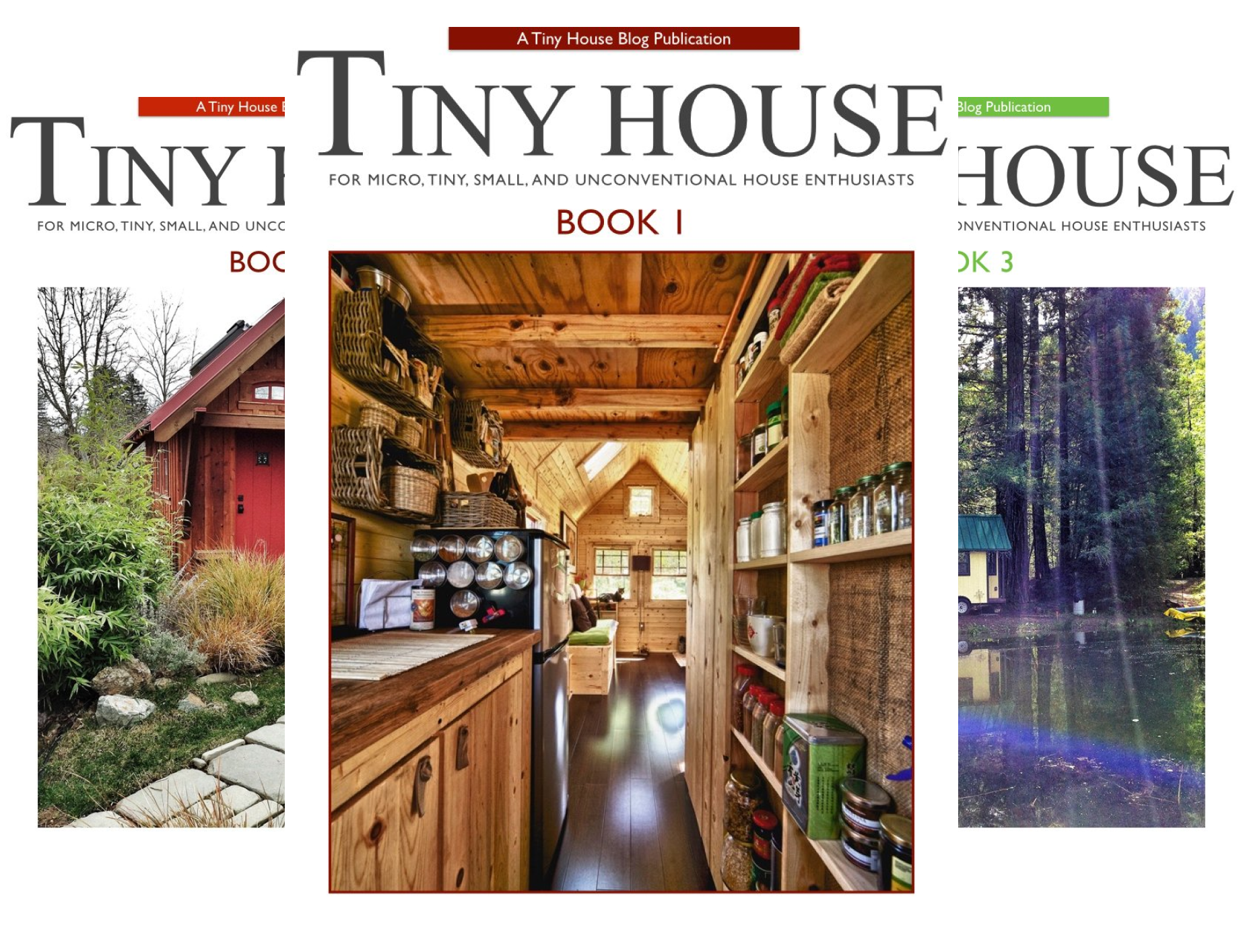 Tiny House (6 Book Series)