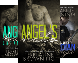 Angel's Halo MC (5 Book Series) by  Terri Anne Browning