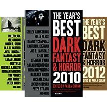 The Year's Best Dark Fantasy & Horror (5 Book Series)
