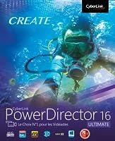 PowerDirector 16 – UltimateDoté d'une interface intuitive et de fonctionnalités inégalées, PowerDirector assure un montage vidéo performant pour les vidéos standards et 360°. Conçu pour être flexible et puissant, PowerDirector est la solution de m...