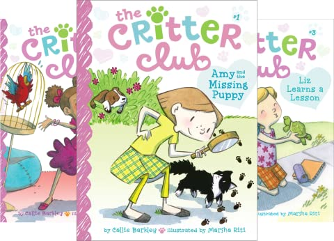 The Critter Club (17 Book Series) (Wert Club Series)