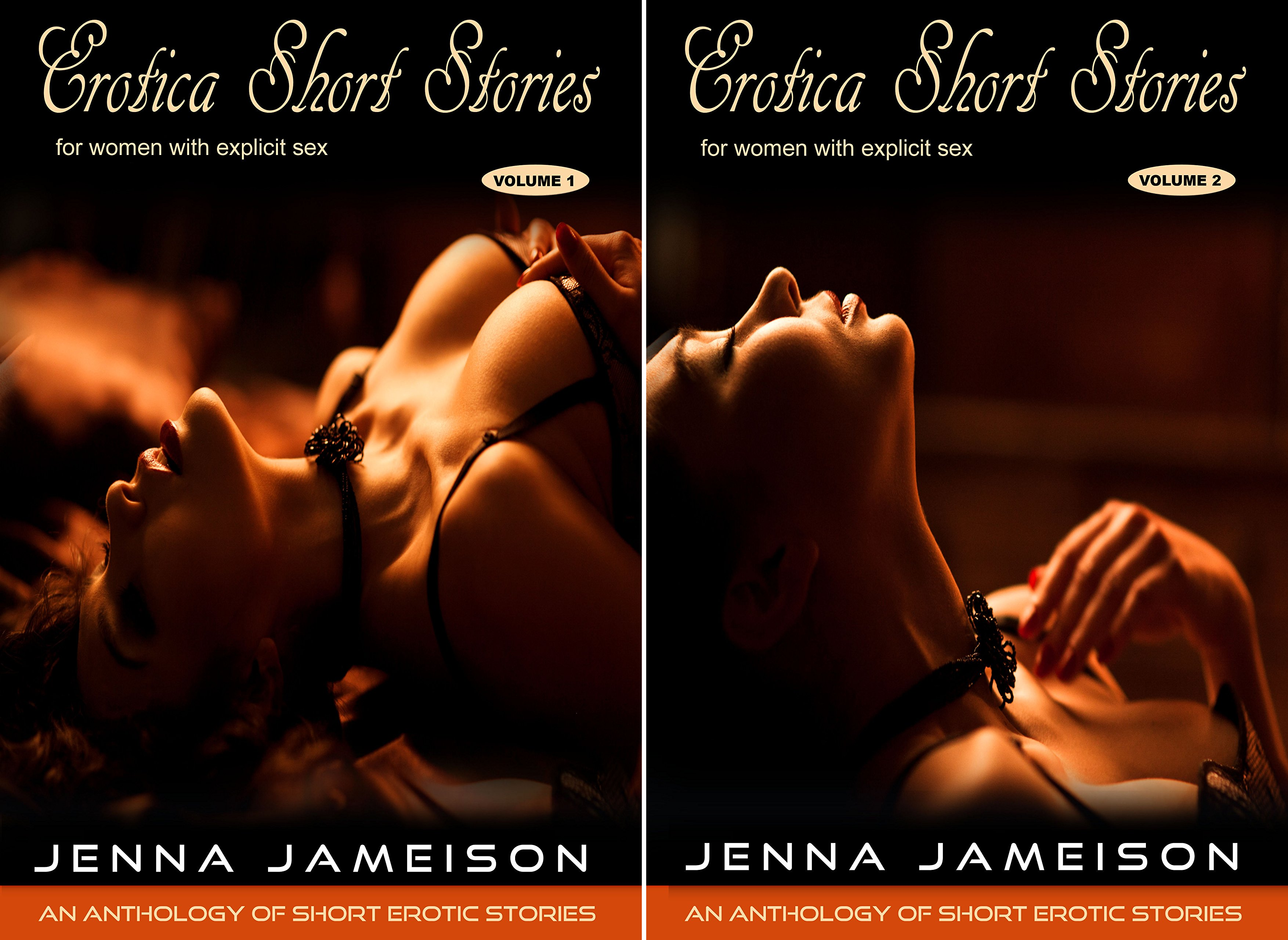 EROTICA FOR WOMEN (2 Book Series)