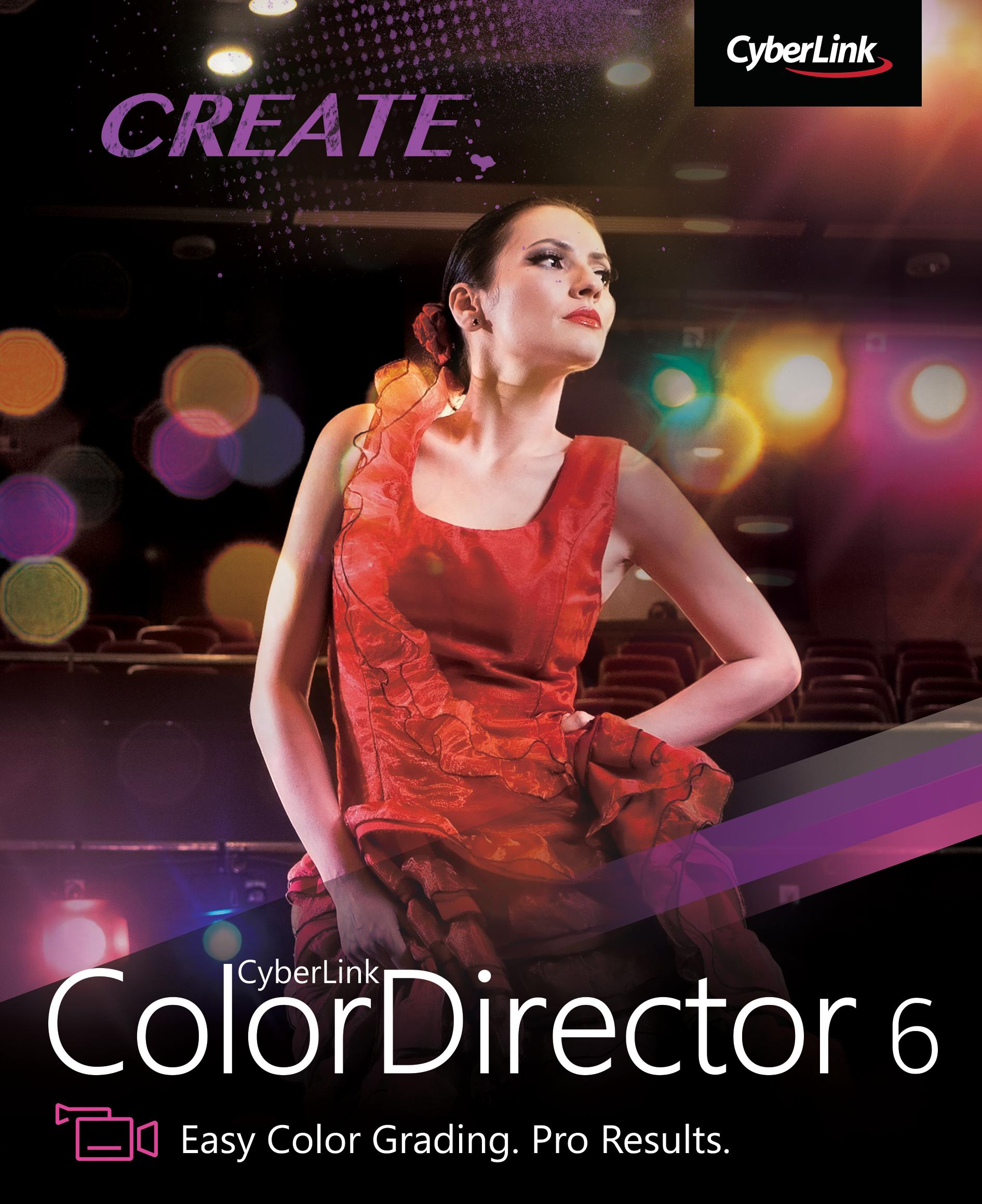 CyberLink ColorDirector 6 [Download]