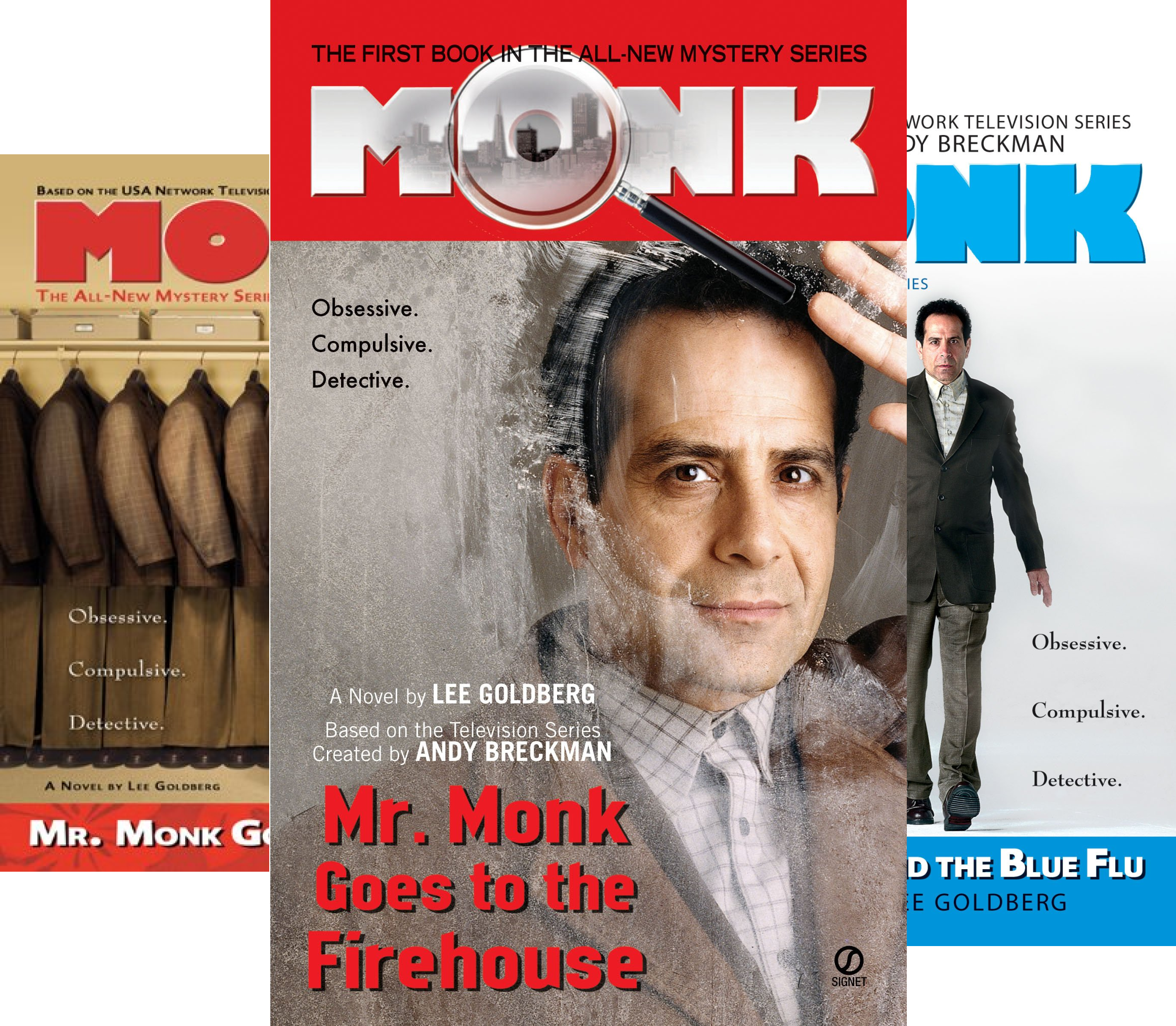 Mystery Kindle Bücher Fire (Mr. Monk (19 Book Series))