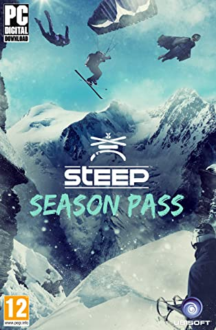 Steep - Season Pass [Code Jeu PC - Uplay]