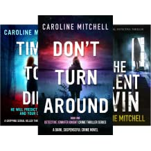 Detective Jennifer Knight Crime Thriller Series (3 Book Series)
