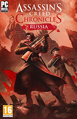 Assassin's Creed Chronicles: Russia [Code Jeu PC - Uplay]