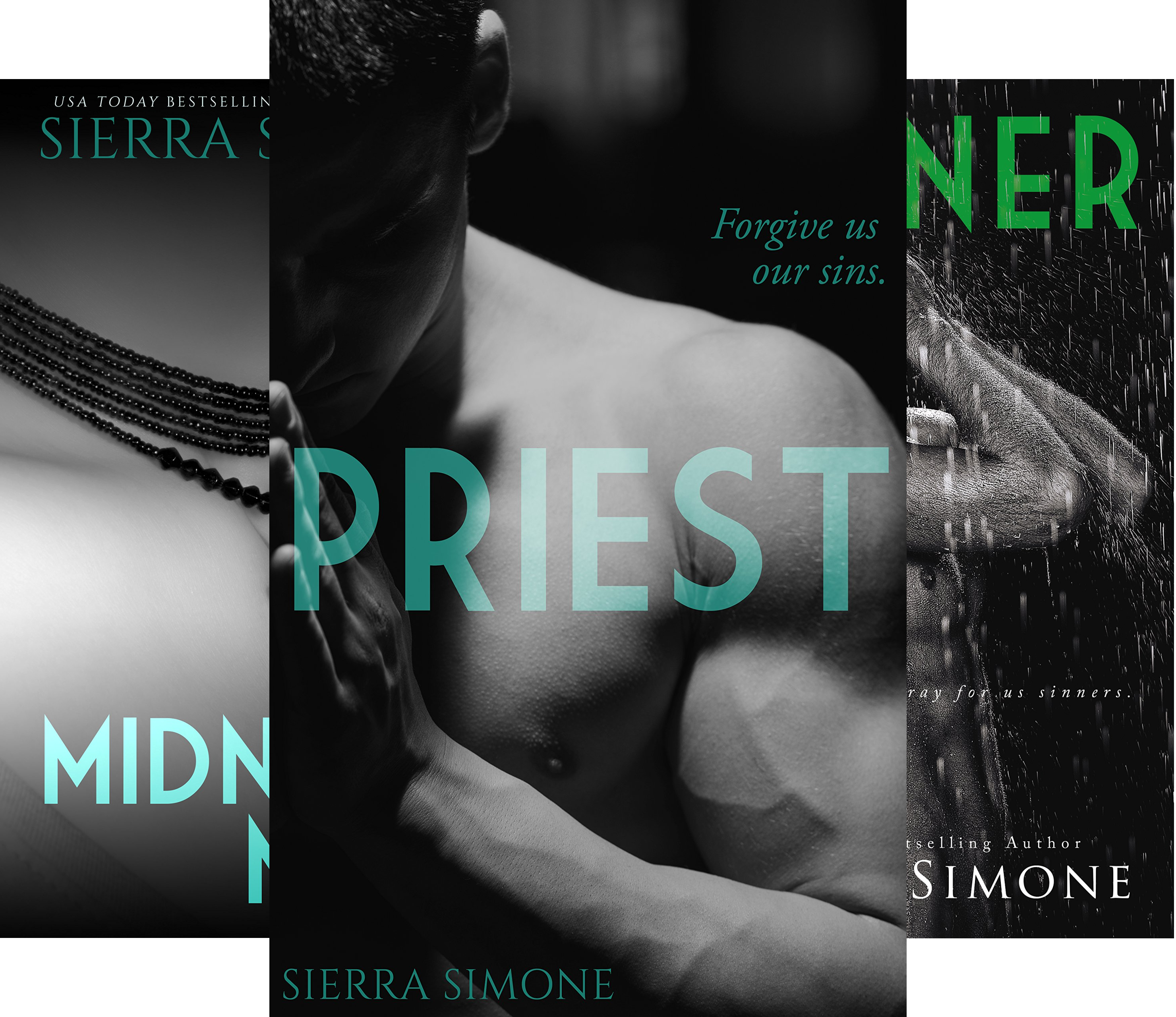 Priest (3 Book Series)