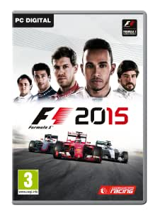 F1 2015 [Code Jeu PC - Steam]