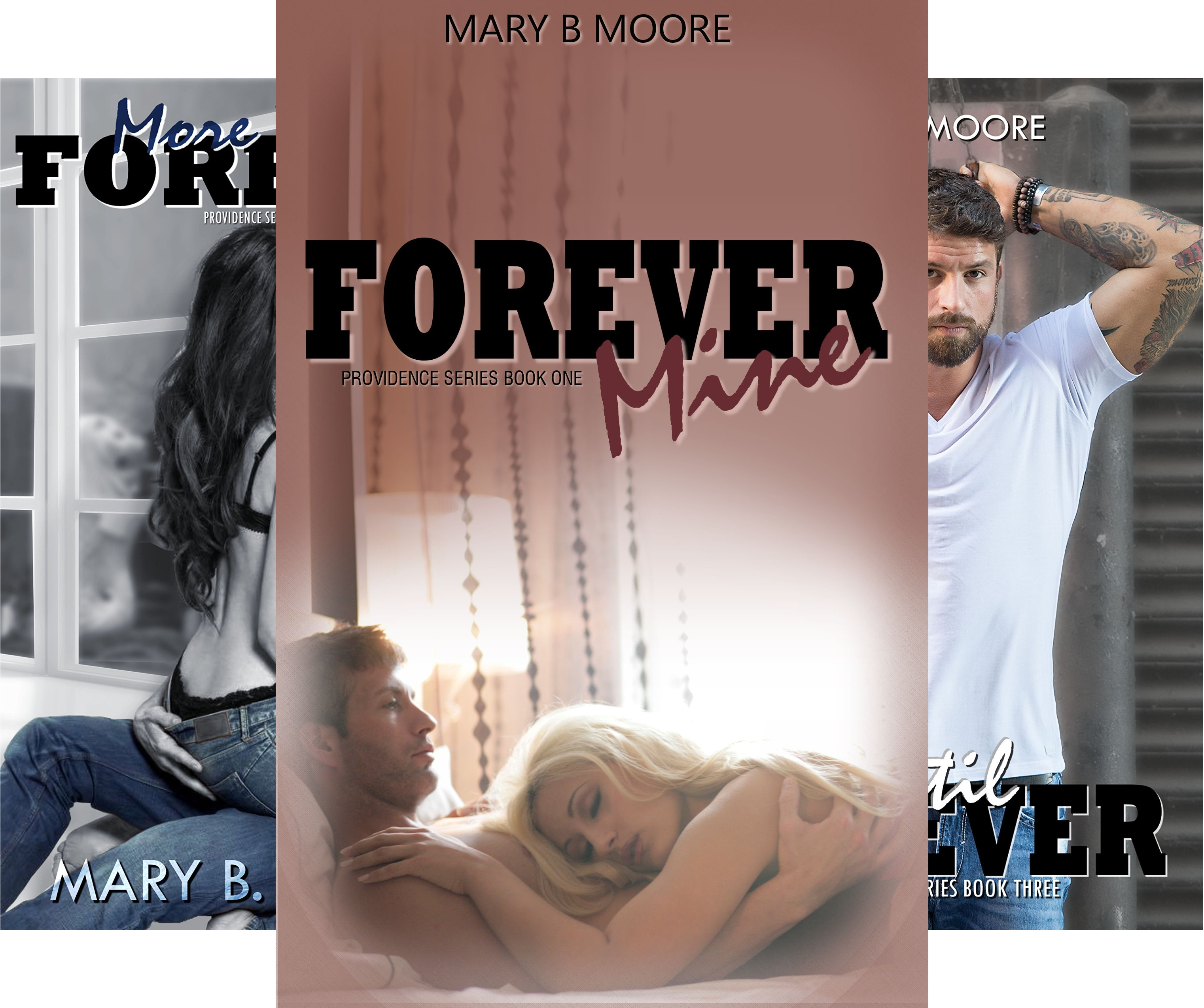 Providence Series (4 Book Series)