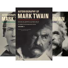 Autobiography of Mark Twain Series (3 Book Series)