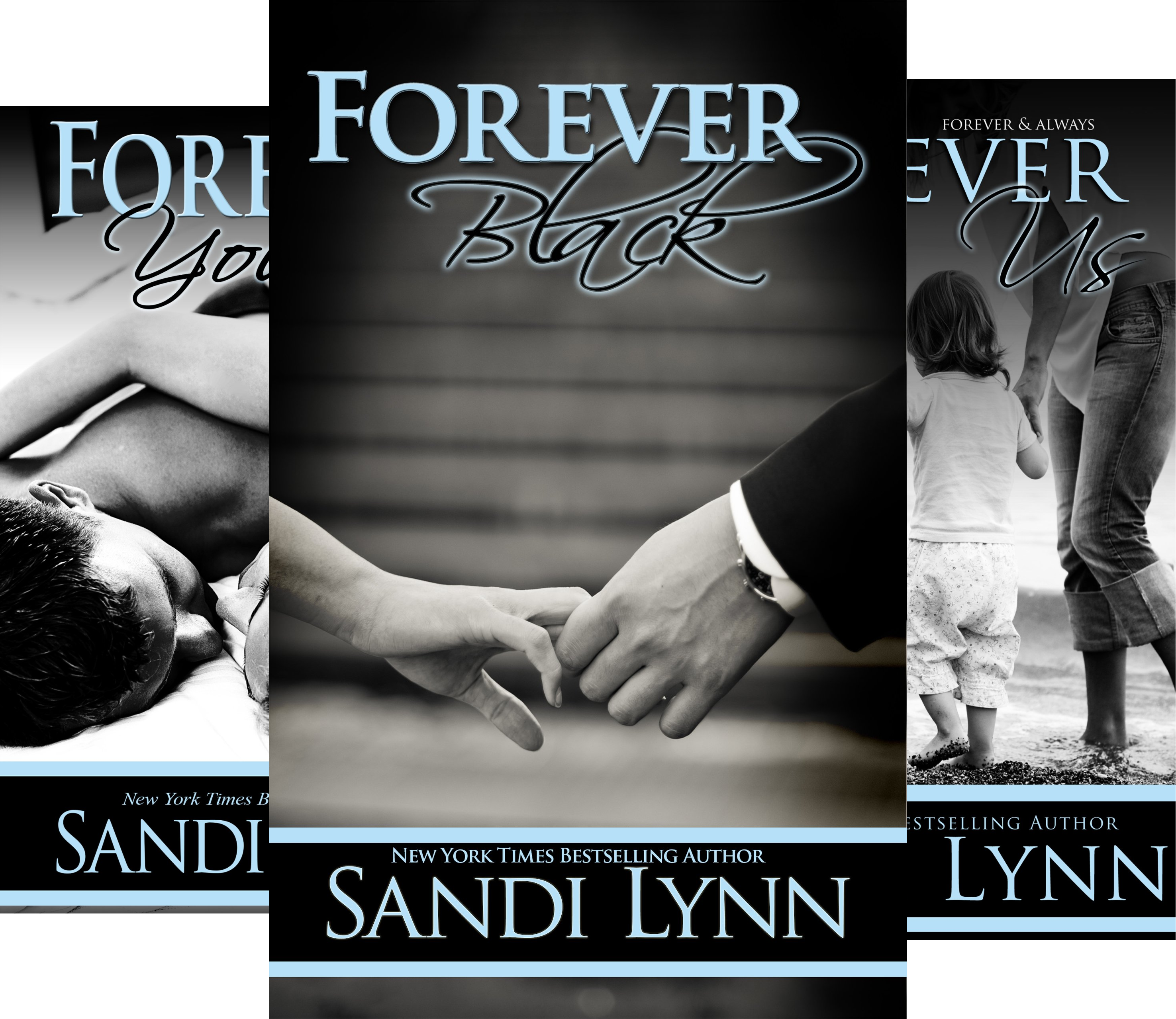 Forever Trilogy (5 Book Series)