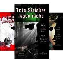 Kommissar Bahr Mit Eifer (Reihe in 5 Bänden)
