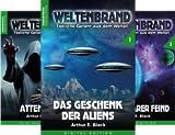 WELTENBRAND - Tödliche Gefahr aus dem Weltraum (Reihe in 7 Bänden)