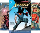 Superman - Action Comics Volumes (The New 52) (5 Book Series)