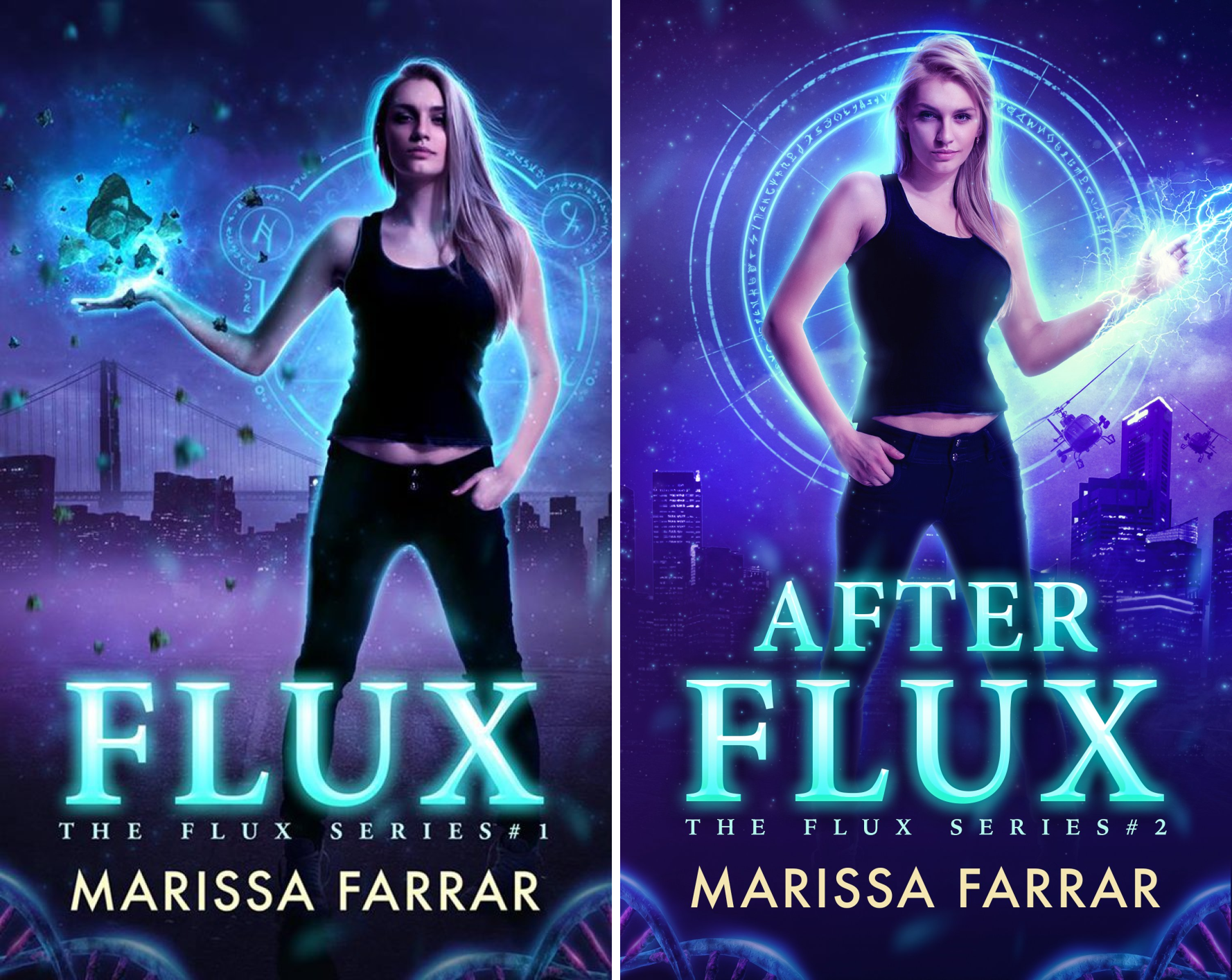 The Flux Series (2 Book Series)
