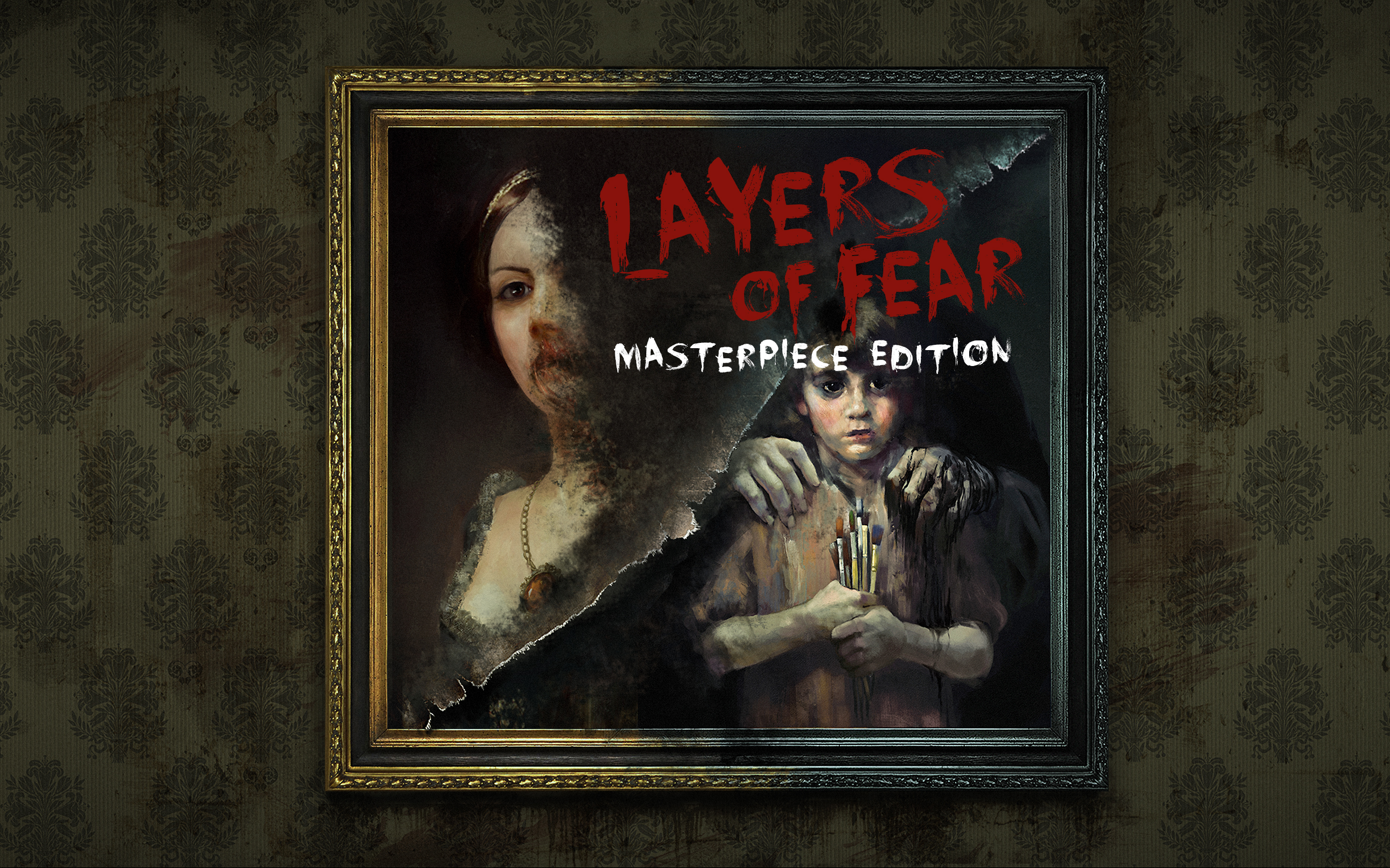 Layers of Fear: Masterpiece Edition [Code Jeu PC/Mac - Steam]