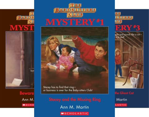 The Baby-Sitters Club Mysteries (36 Book