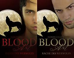 Blood Art (Reihe in 2 Bänden) von  Florian Gerlach
