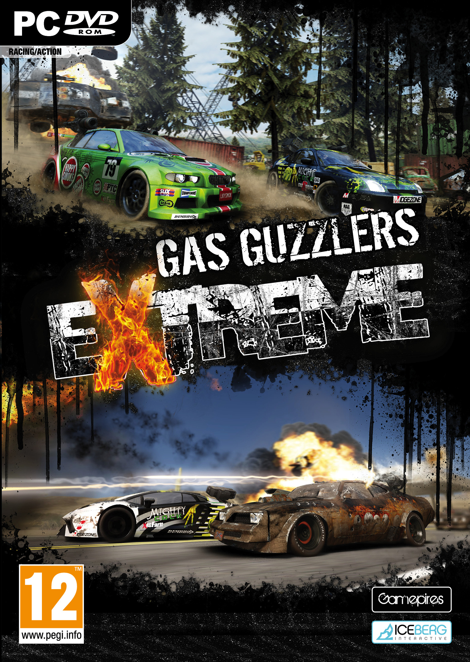 Gas Guzzlers Extreme [Code Jeu PC - Steam]