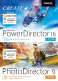 CyberLink PowerDirector 16 Ultra & PhotoDirector 9 Ultra Duo  Bild