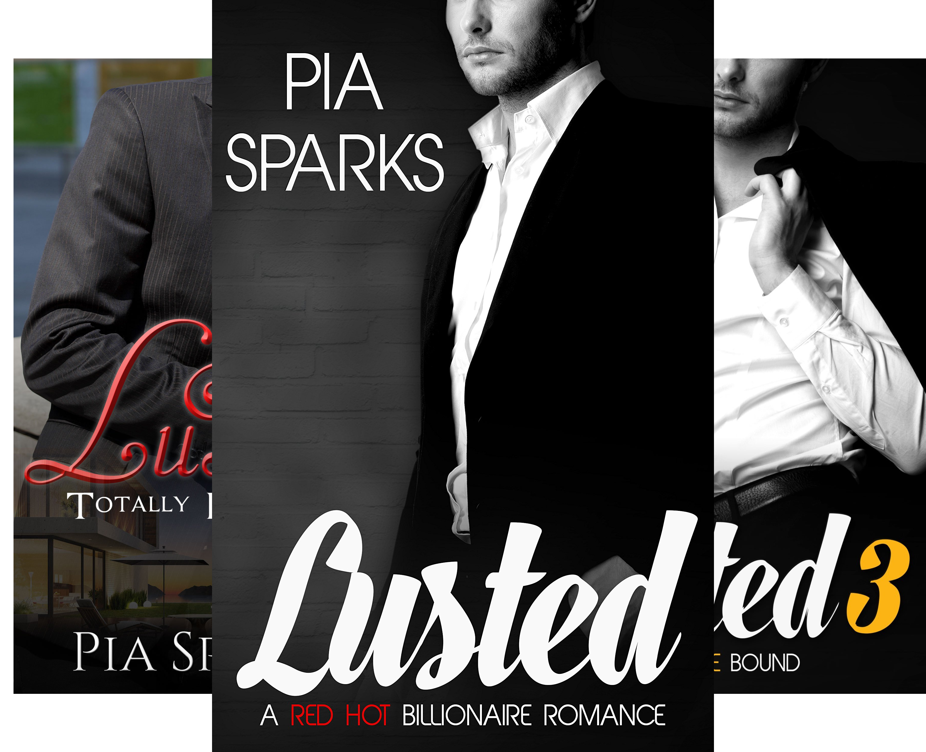 Lusted Series (4 Book Series)