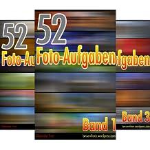52 Foto-Aufgaben (Reihe in 6 Bänden)