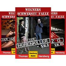 Wegners Schwerste Fälle (Reihe in 10 Bänden)