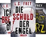 Leipzig-Thriller (Reihe in 3 Bänden)