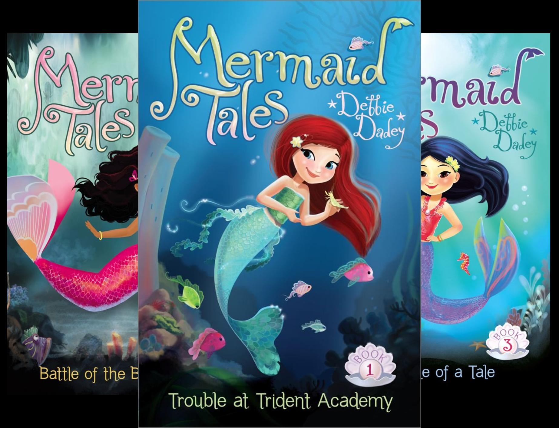 Mermaid Tales (18 Book Series)