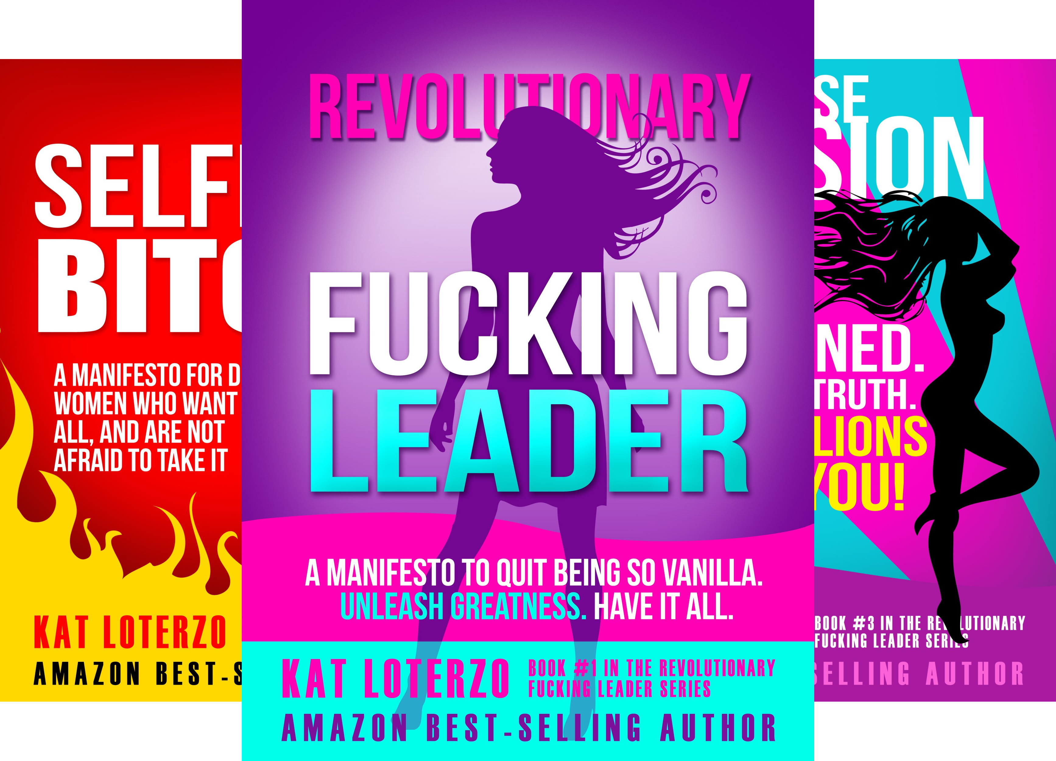 Revolutionary Fucking Leader Series (6 Book Series)
