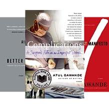 Atul Gawande (4 Book Bundle)