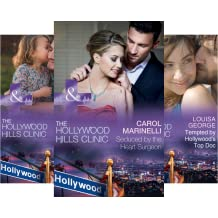 The Hollywood Hills Clinic (8 Book Series)