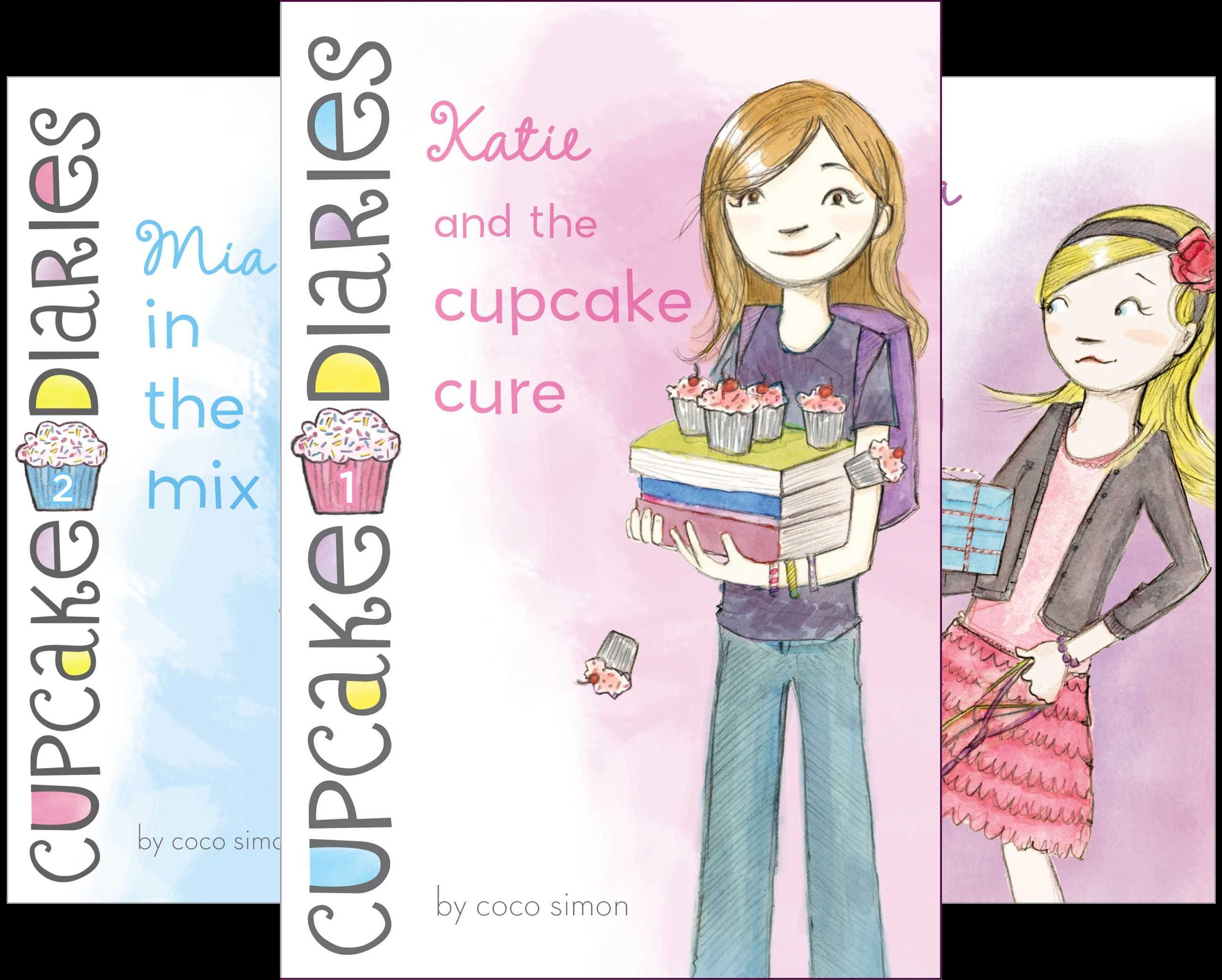 Book Series) (Sport-themen-cupcakes)