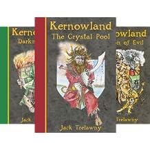 Kernowland in Erthwurld (6 Book Series)