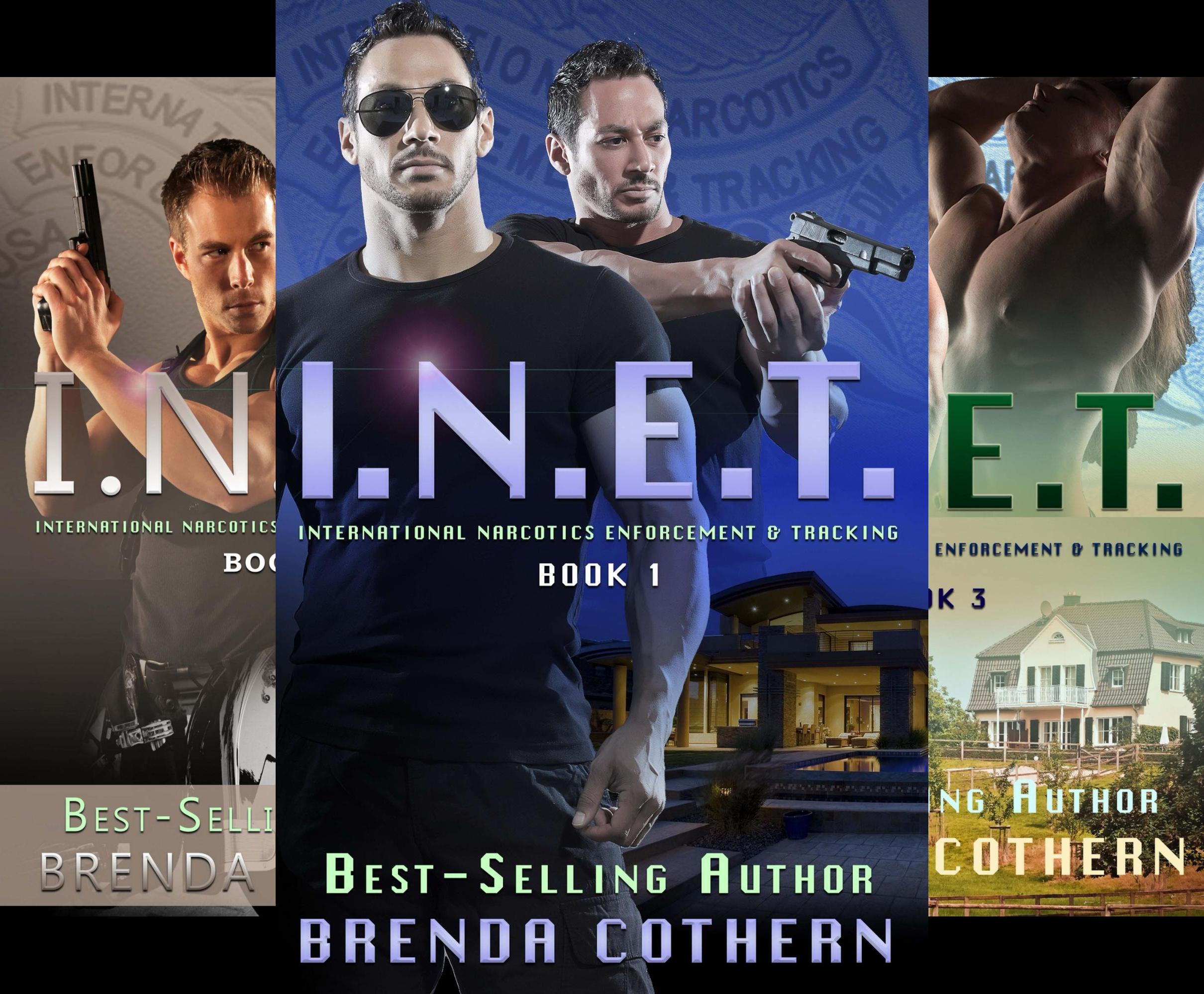 I.N.E.T. (3 Book Series)