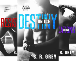 Boys of Winter (5 Book Series) by  S.R. Grey