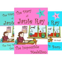 The Diary of Janie Ray (7 Book Series)