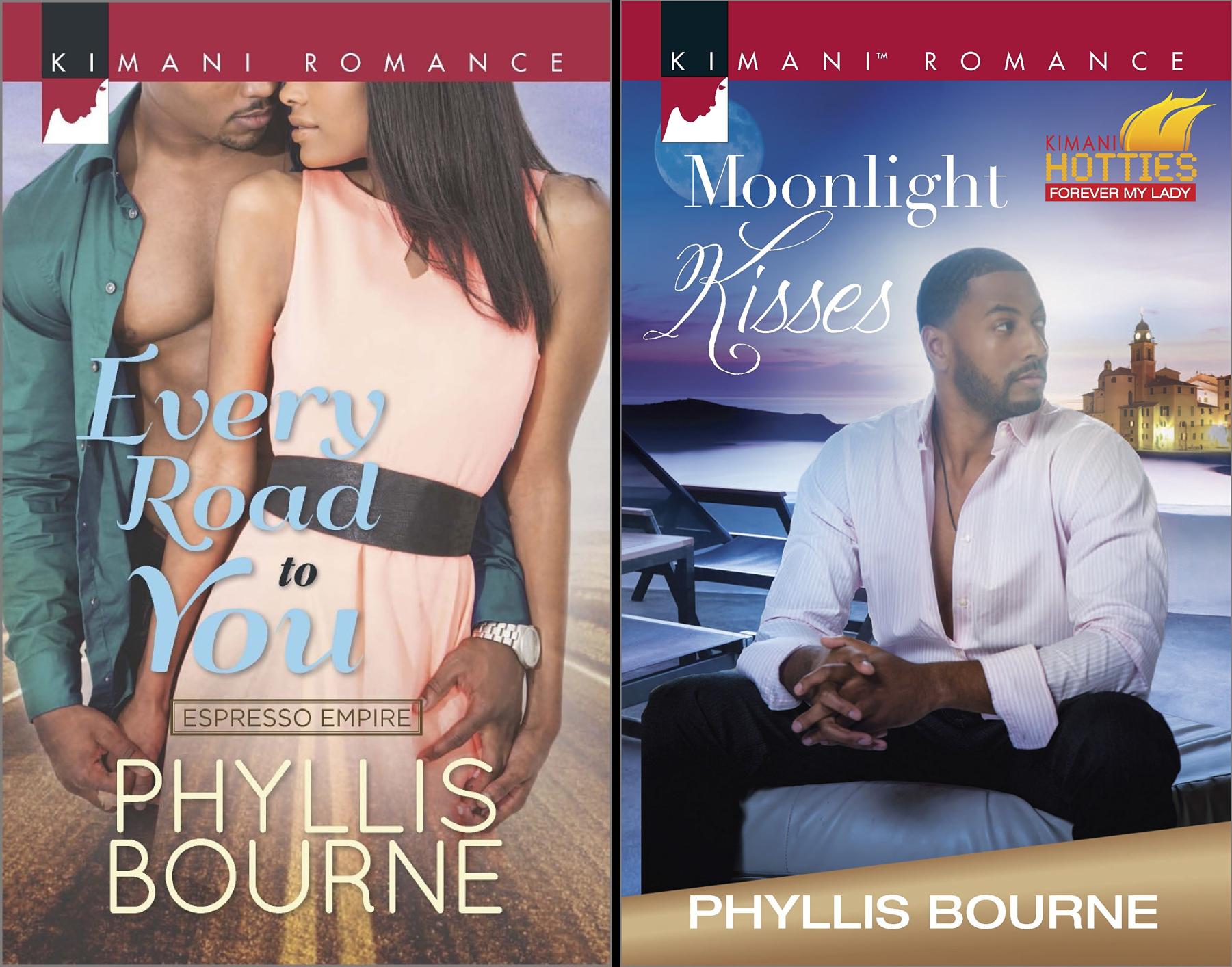 Espresso Empire (2 Book Series) (Kindle Bourne Phyllis Edition)