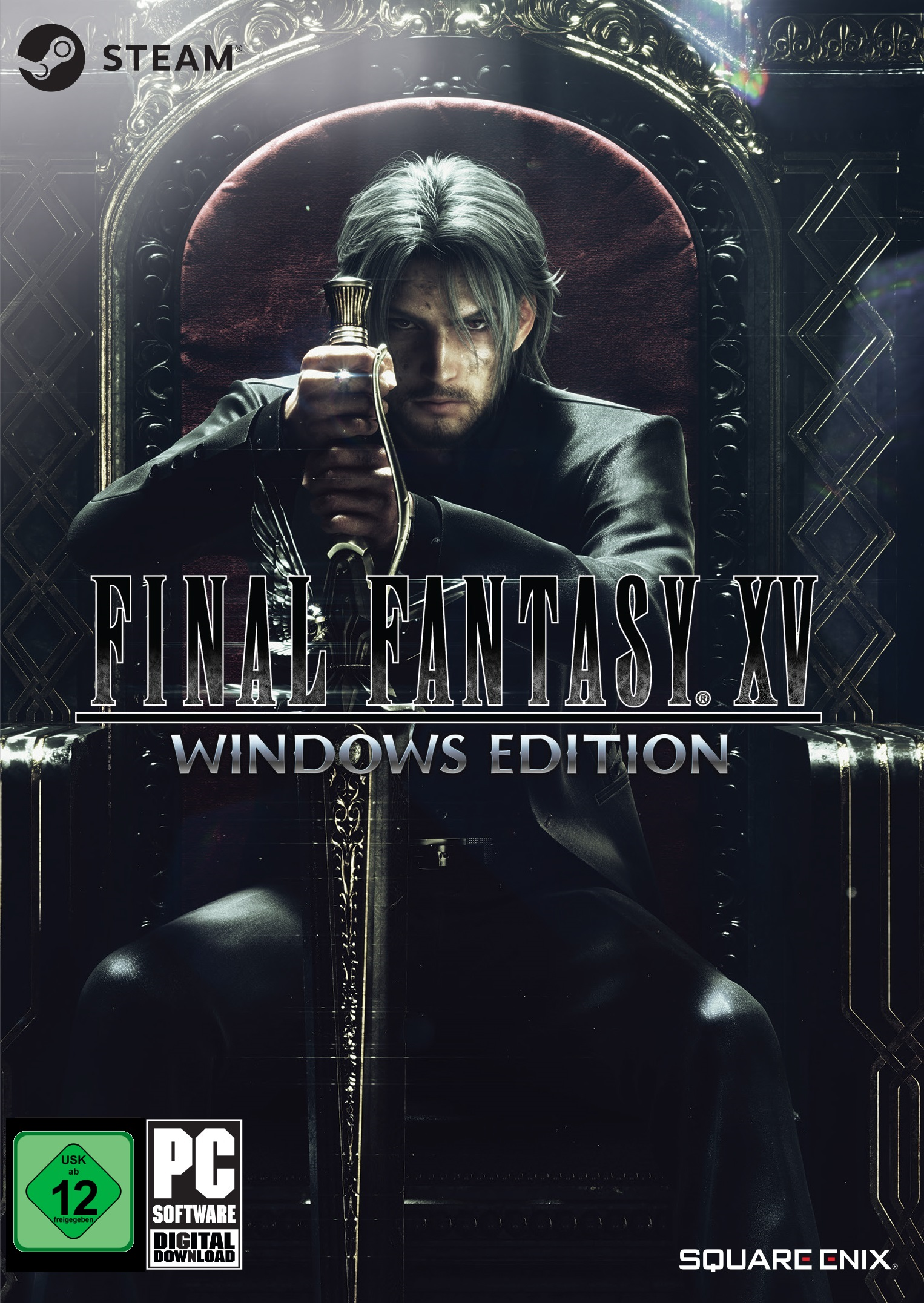 Final Fantasy XV Windows Edition [PC Code - Steam]