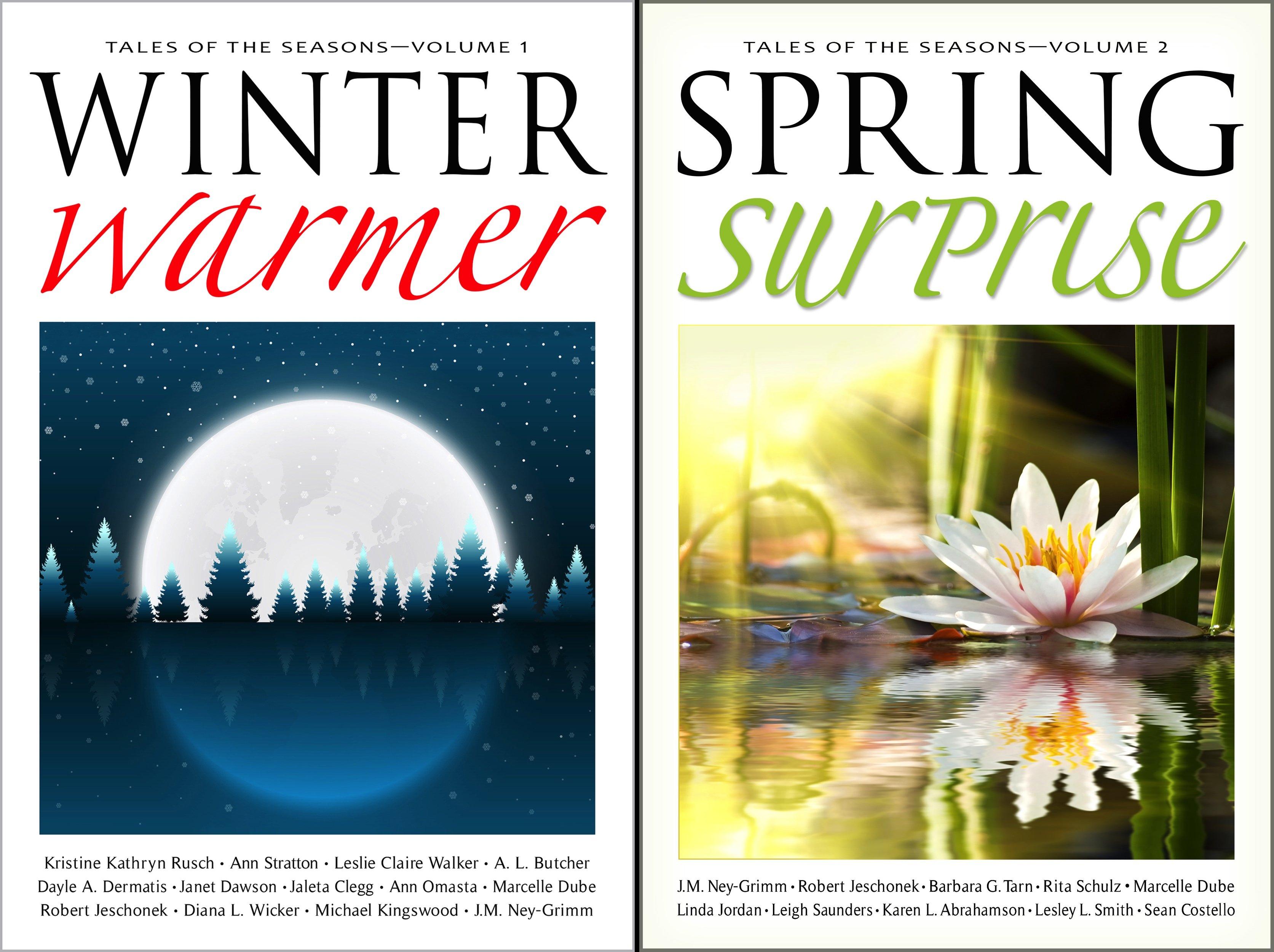 Tales Of The Seasons (2 Book Series)