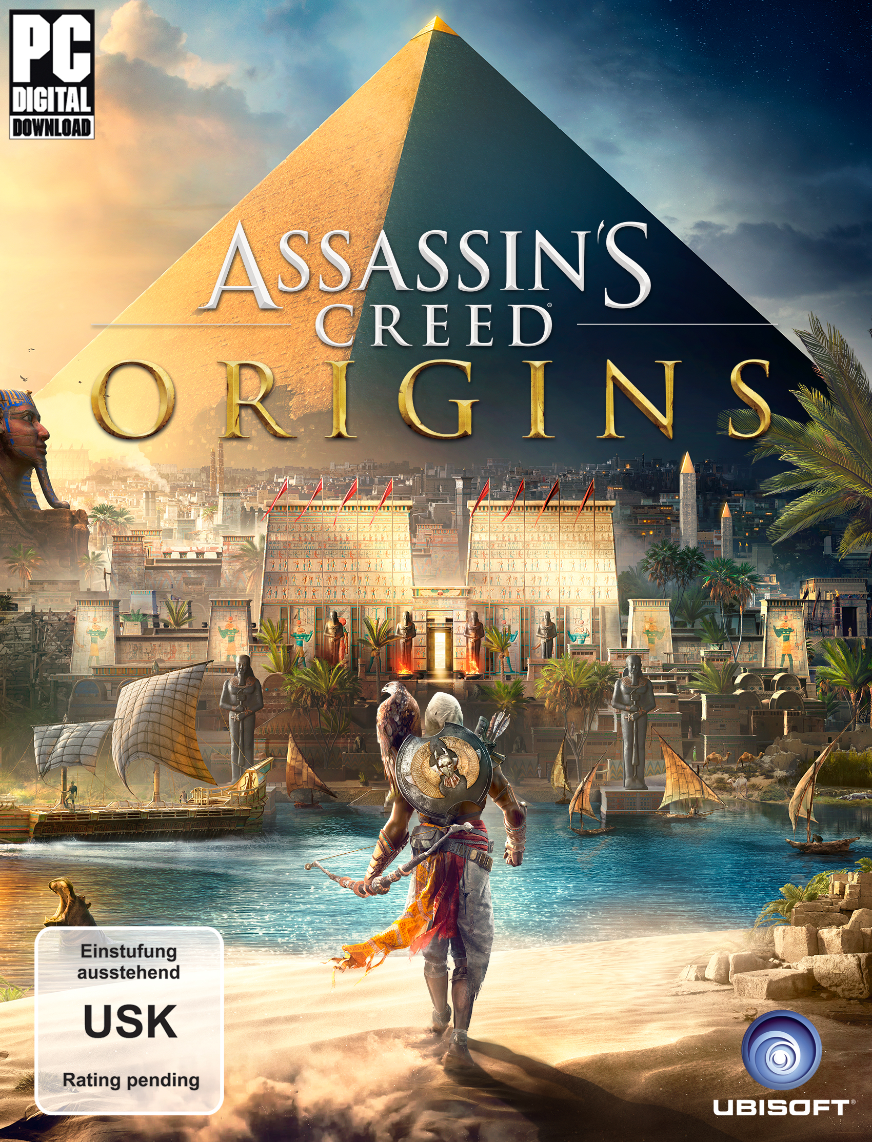 Ägypten Outfit - Assassin's Creed Origins [PC Code -